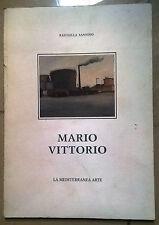 MARIO VITTORIO SANNINO LA MEDITERRANEA ARTE 2001