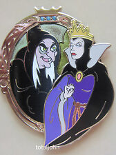 Disney Store.com Snow White & Seven Dwarfs 75th Anniversary Evil Queen Pin