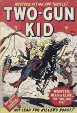 Two Gun Kid and The Rawhide Kid comics on DVD over 250 comics