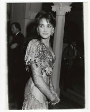 CONNIE SELLECCA STUNNING PORTRAIT HOLLYWOOD 1986 ORIG DOWNIE VINTAGE Photo 345
