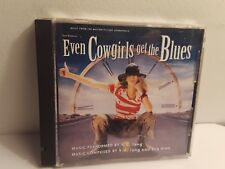 Even Cowgirls Get The Blues Soundtrack (CD, 1993, Sire)
