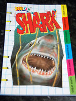Fun Fax Book - Shark. Henderson Publishing. 32 Available.