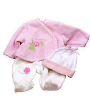 Gotz rosa Strampler, passend für 42-46cm Baby Puppen Maxy Aquini und Maxy Muffins