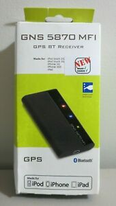 GNS 5870 MFI GPS Receiver - New