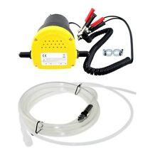 12V 60W Oil Change Pump Extractor Oil/Diesel Fluid Pump Suction Transfer