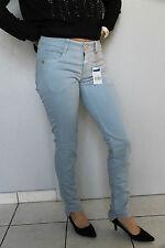 jeans slim bleu clair M&F GIRBAUD tiagageddon TAILLE 27 (36-38) NEUF valeur 250€