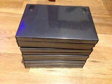 Ten Empty DVD Cases