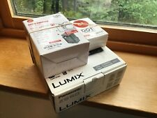 Panasonic Lumix DMC-ZS50S 12.1 MP Digital Camera - Silver Very Good AND EXTRAS!