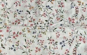 5 x Ikea 100% Cotton Alvine Blom Vintage Ditsy Floral Shabby Chic Pillowcases