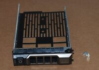 "Lot of 5 x Dell F238F 3.5"" Hard Drive Tray Caddy for R720 R710 R510 R420 R410"