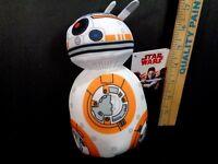 "Star Wars BB-8 Droid 7"" Kohl's Cares Kids Plush Stuffed Animal  NEW Disney"