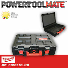 Milwaukee Packout Case (Suitable for Impact Driver/Combi Drill etc) - No Inlay