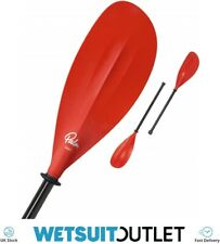 Palm Kayak Kayaking Drift Pro 2-Piece Paddle 220CM RED Fishing Cruising Tops