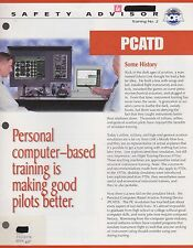 PCATD Personal Computer-Based Training FTDs (AOPA Air Safety) 1998