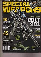 SPECIAL WEAPONS FOR MILITARY & POLICE MAGAZINE JULY/AUGUST 2015.