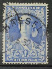 1931  BELGIQUE  Y & T  N° 331 Oblitéré