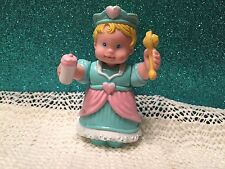 FISHER PRICE LOVING FAMILY DOLL HOUSE ONCE UPON  DREAM CASTLE BABY PRINCESS RARE
