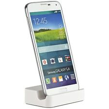 Yemota Pro Dockingstation Ladestation Ladegerät  Dock USB Tisch Samsung S3 Weiß