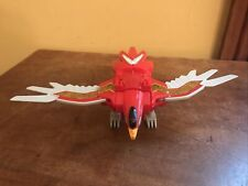 1996 Bandai Power Rangers Deluxe Zeo Megazord Phoenix Zord