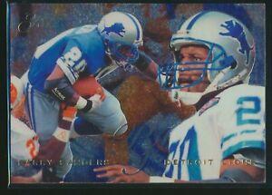 1995 Flair #70 Barry Sanders Detroit Lions