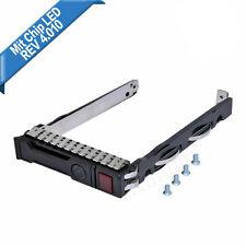 "2.5"" SFF SAS/SATA Drive Festplatten Caddy für HPE P06478-B21 P06479-B21 Server"