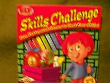 Elf Skills Challenge Pc Cd-Rom (English/Spanish) Ages 4-7