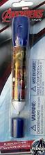 Marvel Avengers Age of Ultron Mini LED Flashlight Pen 2 n 1 Party Gift Hulk Iron