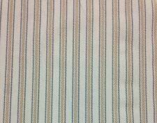 MAGNOLIA HOME BOULEVARD GREY TAN STRIPE MULTI-USE FABRIC BY THE YARD 54