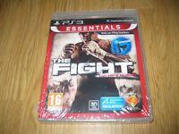 PS3 - The Fight - Pal España - Nuevo y Precintado - Playstation 3