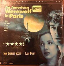 Laserdisc An American Werewolf In Paris