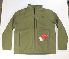 XL Apex Bionic 2 Jacket by North Face, Windproof Stretch Softshell Olive Green !