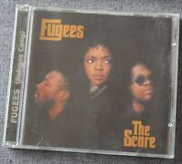 Fugees, the score, CD