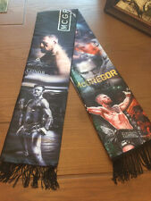 UFC MMA Conor McGregor Ultimate Fighting Muffler Cos Shawl Quasten Schal Scarf