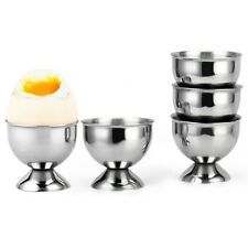 1pcs Stainless Steel Soft Boiled Egg Cup Egg Holder TabletopCup Kitchen Tool