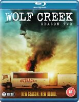Nuovo Lupo Creek Stagione 2 Blu-Ray