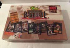 Classic Major League Baseball Trivia Board Game - 1992 Collectors Edition New