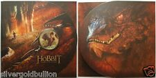 NEW ZEALAND: 2014 THE HOBBIT, THE BATTLE OF 5 ARMIES UNCIRCULATED $1 DOLLAR COIN