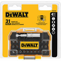 DeWalt DWAX200 31 Piece Assorted Security Bits Set