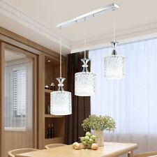 3 Lights Pendant Light Modern Metal Chandelier Lamp  Ceiling Lighting Fixture