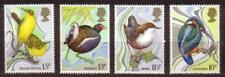Birds England MNH 4 stamps 1980