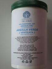 ARGILLA VERDE VENTILATA polvere confezione maxi 1 kilogrammo