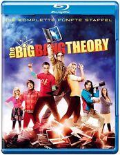 The Big Bang Theory - Season/Staffel 5 * NEU OVP * Blu-ray Box