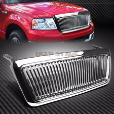 Front Chrome Billet OEM Replacement Sport Grille for Ford 04-08 F150 Pickup