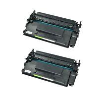 2PK CF226X 26X Toner Cartridge For HP LaserJet Pro MFP M402dne M402dn M402dw
