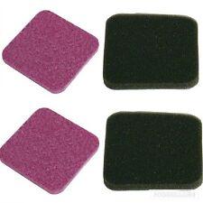 2 Air Filter Combo Fits Stihl BG75, FC75, FC85, FS75, FS80, FS85, FS85R, HL75K