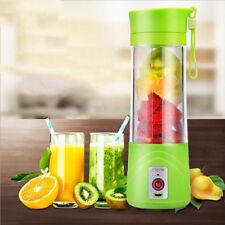 380ml USB Electric Fruit Juicer Smoothie Maker Blender Shaker Bottle Portable /