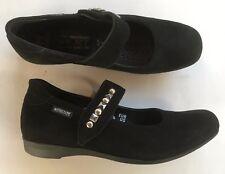 Chaussures ballerines MEPHISTO neuves noires 39