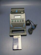Broken Brady Ls2000 Labeling System Printer Label Maker For Parts Amp Repair