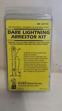 Dare Products Inc Electrical Fence Lightening Arrestor La-112