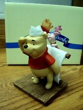 DISNEY Pooh and Friends A GRAND ADVENTURE IS ABOUT TO BEGIN Figurine w/ Box